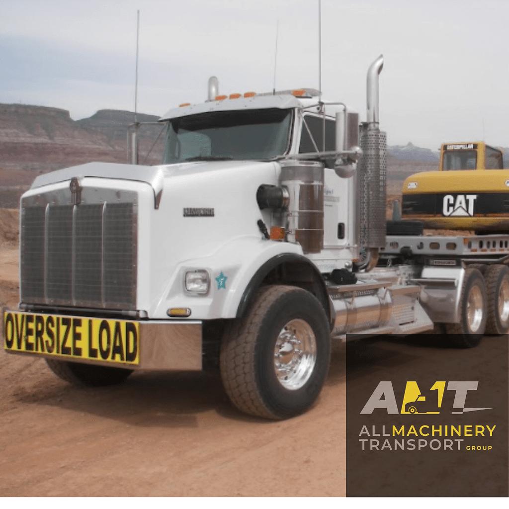 Heavy Machinery Transport USA, Canada and Mexico