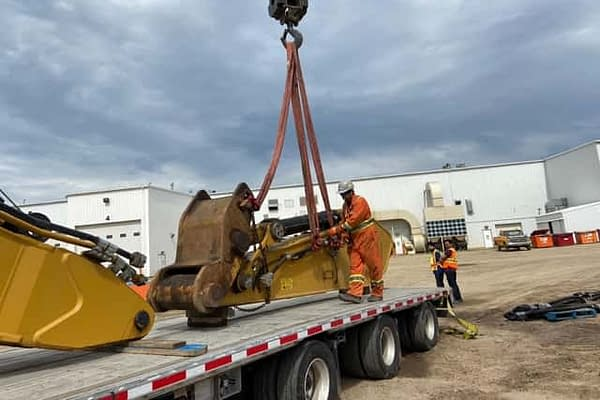 crane-hauling
