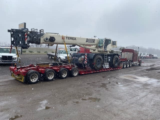 Heavy Haul Transportation